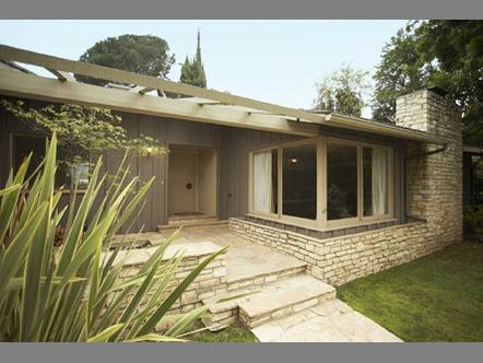 Just Listed In Los Angeles 1951 Cliff May Designed Los